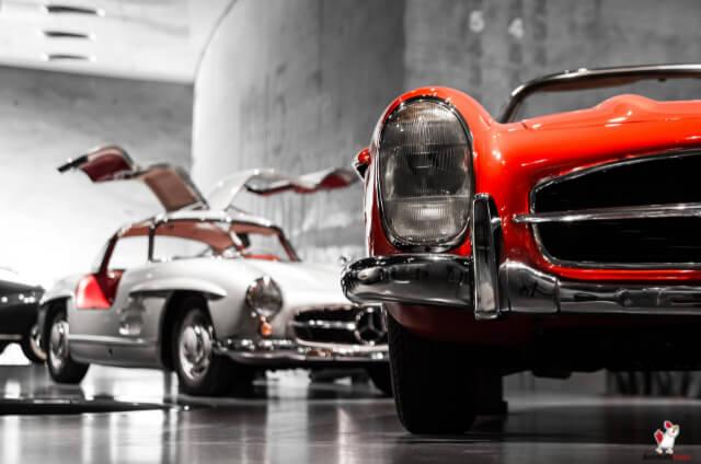 Luxury Automobile